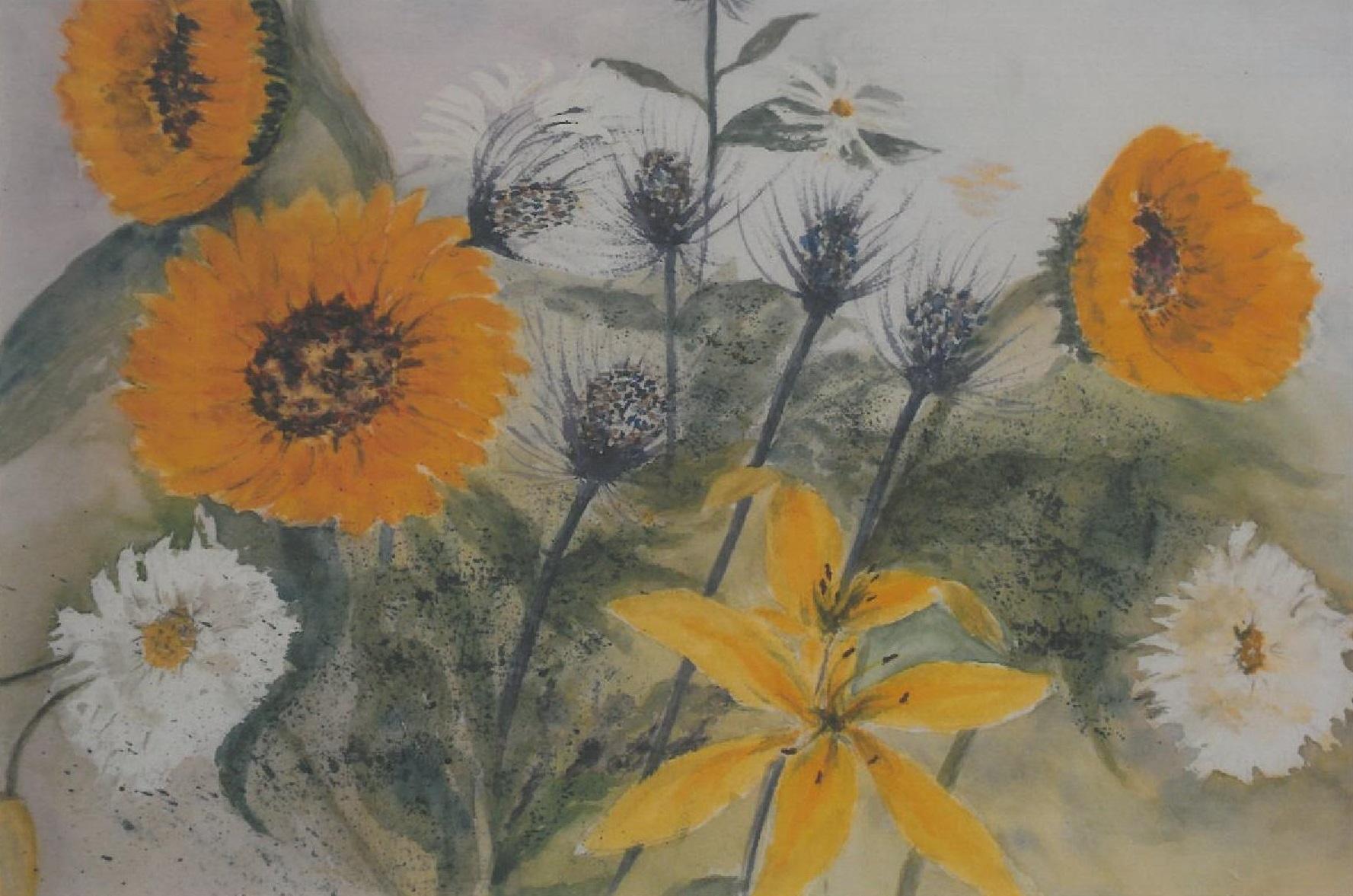 Flowers Rosemary Schafer